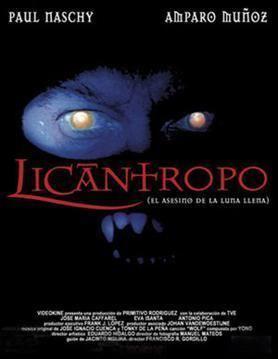 Licantropo movie poster