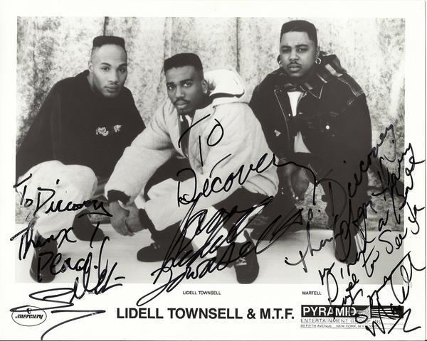 Lidell Townsell Lidell Townsell amp William Stover und mehr The House