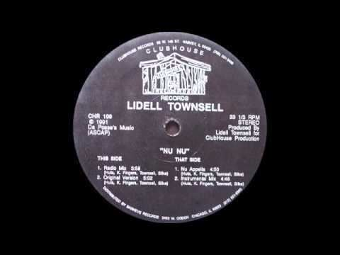 Lidell Townsell Lidell Townsell Nu Nu Clubhouse Records 1991 YouTube