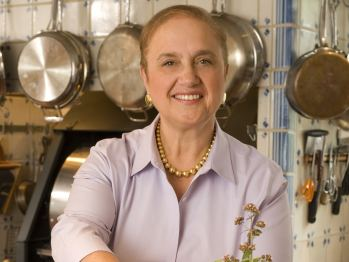 Lidia Bastianich Compliments to the Chef Lidia Bastianich Everett Potters Travel
