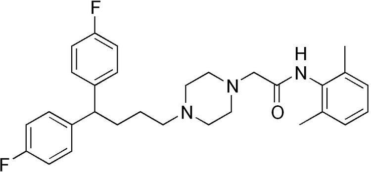 Lidoflazine