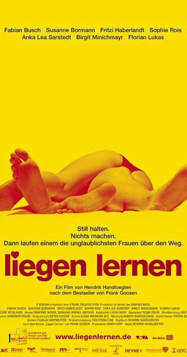 Liegen lernen Liegen lernen 2003 IMDb
