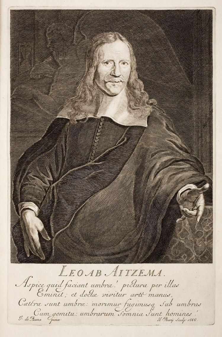 Lieuwe van Aitzema Lieuwe van Aitzema Wikipedia
