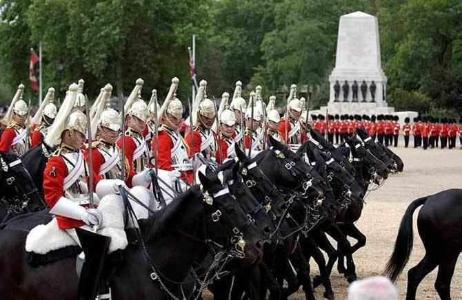 Life Guards (United Kingdom) Changing the Guard Household Division Household Cavalry