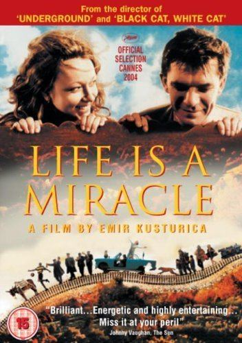 Life Is a Miracle Life Is A Miracle DVD Amazoncouk Slavko Stimac Natasa Solak