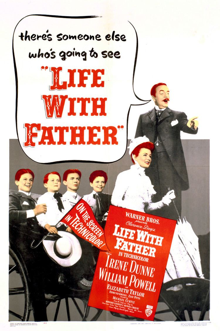 Life with Father (film) wwwgstaticcomtvthumbmovieposters1463p1463p