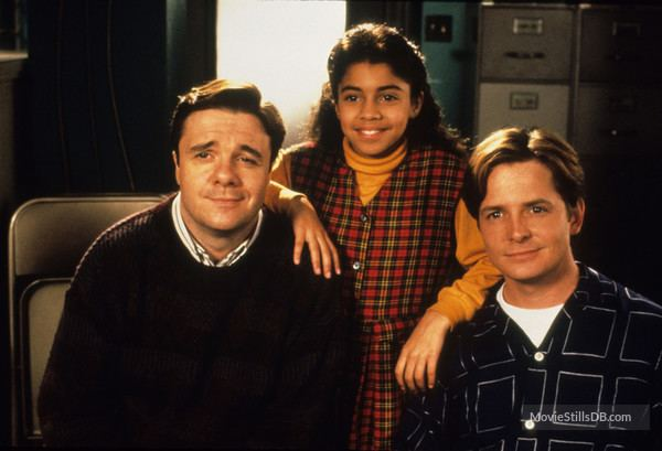 Life with Mikey Life with Mikey Publicity still of Michael J Fox Christina Vidal