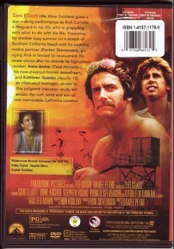 Lifeguard (film) Lifeguard DVD 1976 Sam Elliot Anne Archer 799 BUY NOW RareDVDsBiz