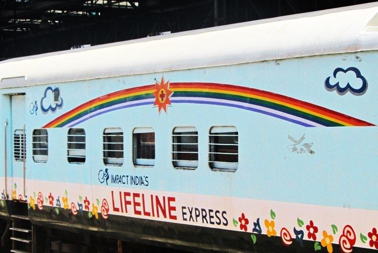 Lifeline Express Lifeline Express Indian Railway Unleashes World39s First Hospital