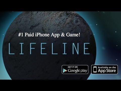 Lifeline (mobile game) Lifeline iPhoneApple WatchiPadAndroid Launch Trailer Official