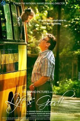 Lifes Good (film) movie poster