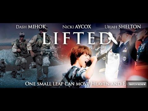 Lifted (2011 film) Lifted Inspirational Movie The Happy Video Network
