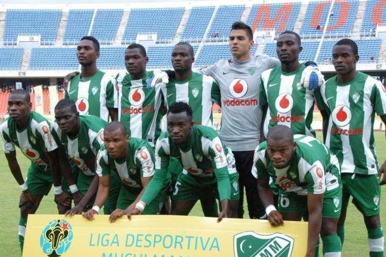 Liga Desportiva de Maputo Liga Desportiva de Maputo abre portas da presente poca com mais