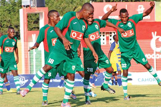 Liga Desportiva de Maputo Liga Desportiva de Maputo conquista Taa de Moambique Mocambique