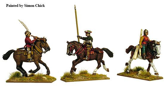 Light cavalry WR 60 Light Cavalry 14501500 Perry Miniatures