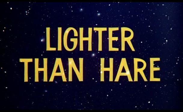 Lighter Than Hare Merrie Melodies Lighter Than Hare B99TV