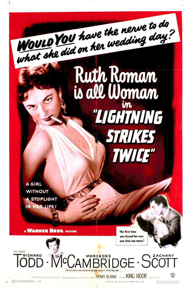 Lightning Strikes Twice (1951 film) wwwgstaticcomtvthumbmovieposters37032p37032