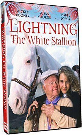 Lightning, the White Stallion Amazoncom Lightning The White Stallion Mickey Rooney Susan