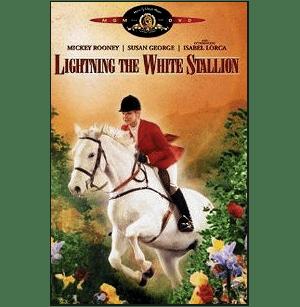 Lightning, the White Stallion Film Credits Francoise Pascal