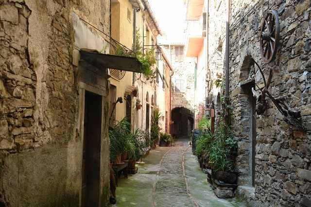 Liguria Culture of Liguria