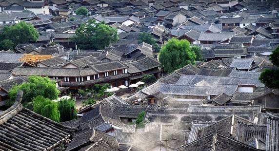Lijiang in the past, History of Lijiang
