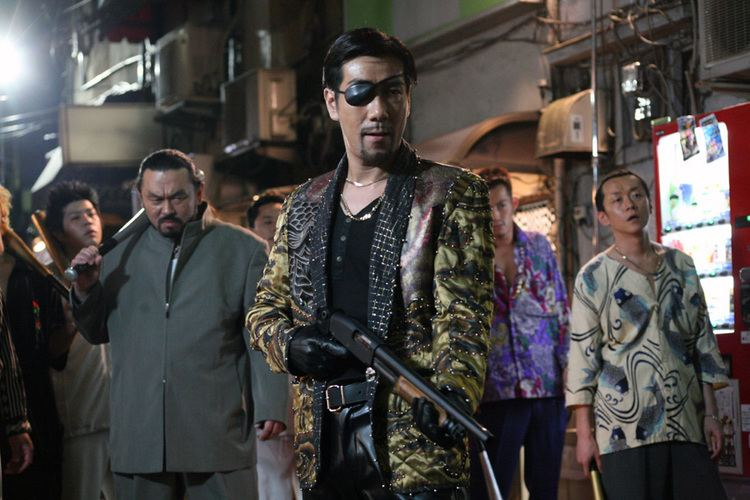 yakuza like a dragon movie stream