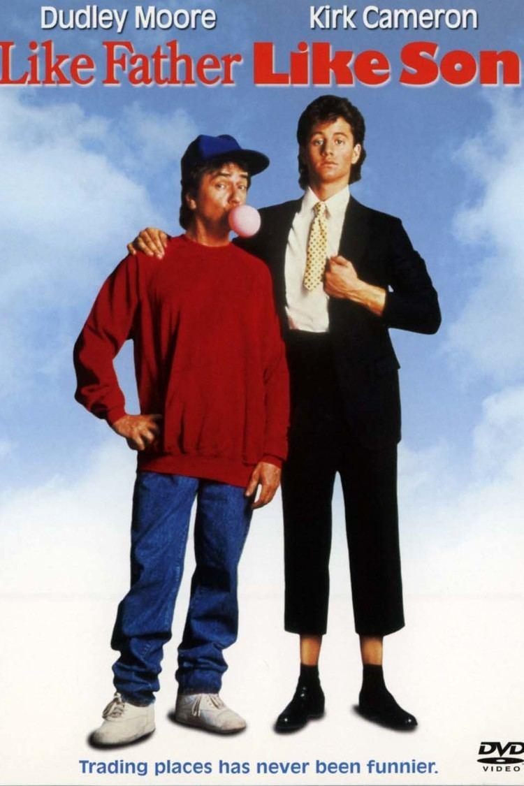 Like Father Like Son (1987 film) wwwgstaticcomtvthumbdvdboxart10336p10336d