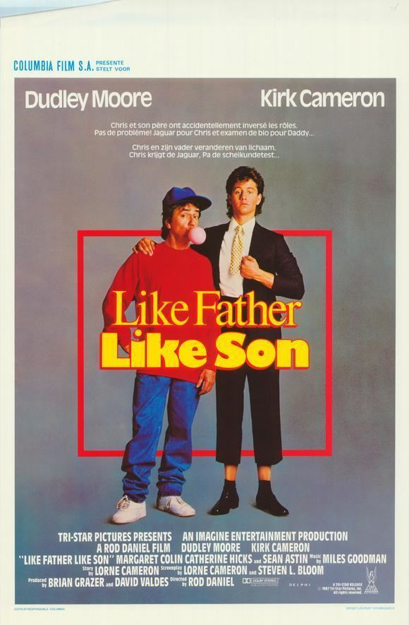 Like Father Like Son (1987 film) Like Father Like Son Movie Posters From Movie Poster Shop