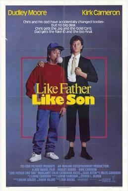 Like Father Like Son (1987 film) Like Father Like Son 1987 film Wikipedia