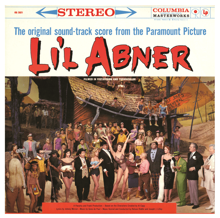 Li'l Abner (1959 film) Lil Abner 1959 Original Motion Picture Soundtrack The Official