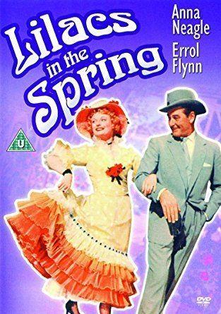 Lilacs in the Spring Lilacs In The Spring DVD 1954 Amazoncouk Errol Flynn David
