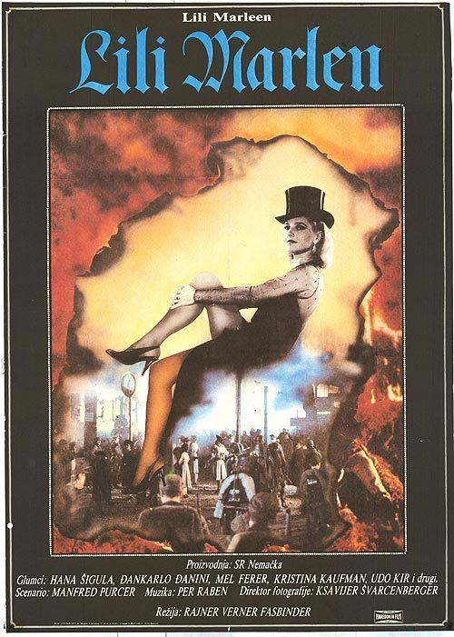 Lili Marleen (film) Lili Marleen Fassbinders take on Nazism Lisa Thatcher