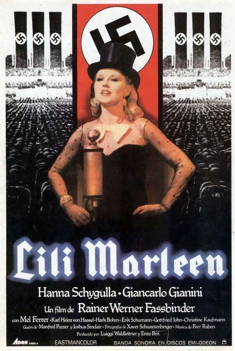 Lili Marleen (film) Lili Marleen 1981 Films Pinterest Films