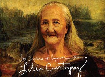 Lilia Cuntapay SixDegreesofSeparationfromLiliaCuntapayposterjpg