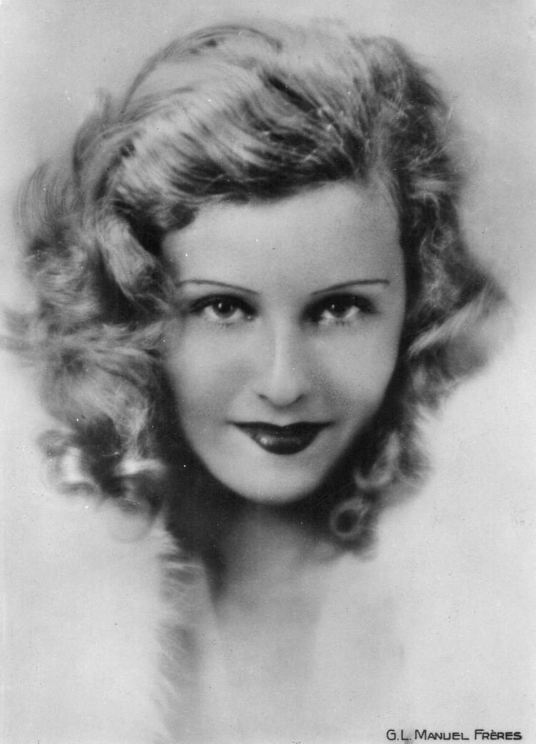 Lilian Harvey Lilian HARVEY Biographie et filmographie