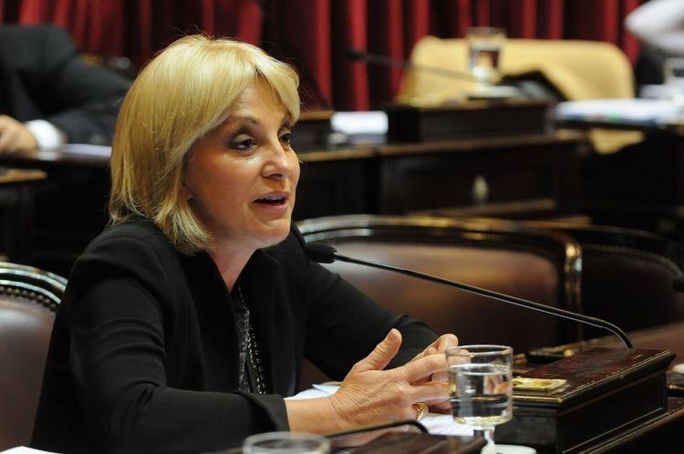 Liliana Fellner Senado retoman el debate del proyecto Argentina Digital