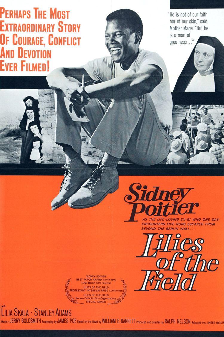 Lilies of the Field (1963 film) wwwgstaticcomtvthumbmovieposters3902p3902p