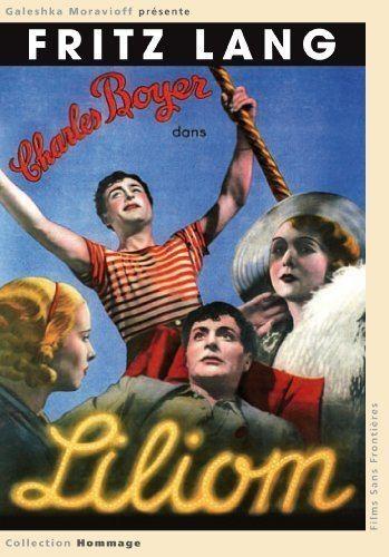 Liliom (1934 film) Test DVD Liliom Liliom 1934 Films sans frontires Film Noir