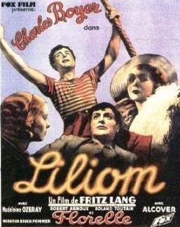 Liliom (1934 film) Liliom 1934 film Wikipedia