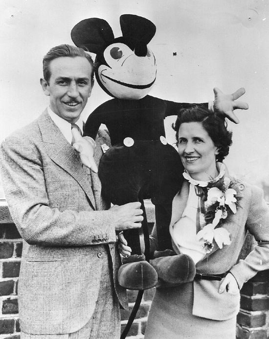Lillian Disney MichaelBarriercom Essays A Day in the Life Disney