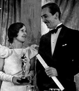 Lillian Disney Hollywood Golden Guy Walt Disney Academy Awards Magic