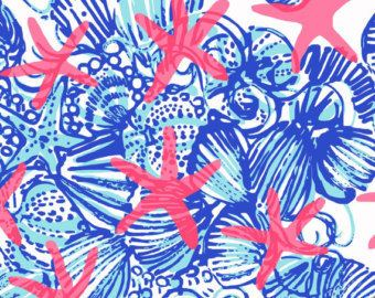 Lilly Pulitzer lilly pulitzer fabric Etsy