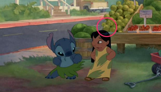 Lilo and Stitch movie scenes Lilo Stitch 2002