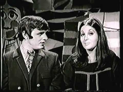 Lily Brett Lily Brett GoSet interview Normie Rowe in London 1966