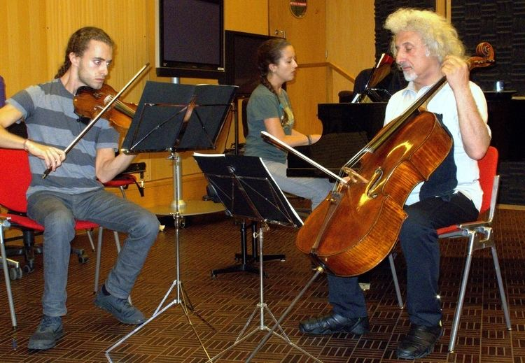 Lily Maisky Pianist Lily Maisky and Cellist Mischa Maisky musicality in the
