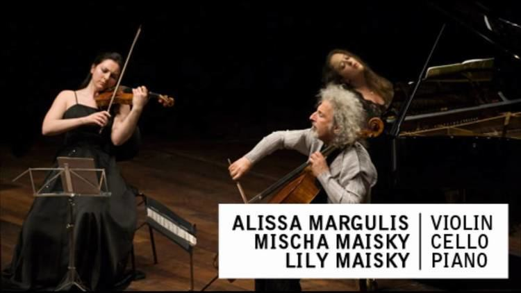 Lily Maisky ALISSA MARGULIS MISCHA MAISKY LILY MAISKY Shostakovich Piano