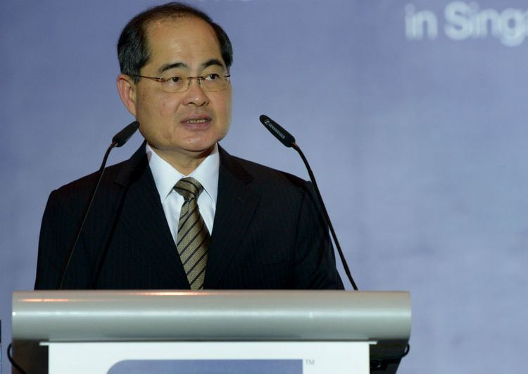 Lim Hng Kiang Economy may see some quarters of contraction Lim Hng Kiang