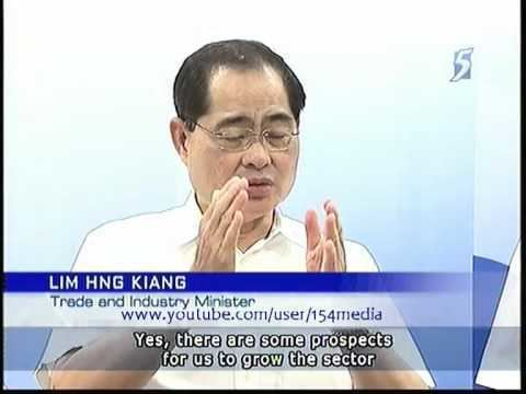 Lim Hng Kiang GE Lim Hng Kiang rebuts SDPs Tan Jee Say on shrinking