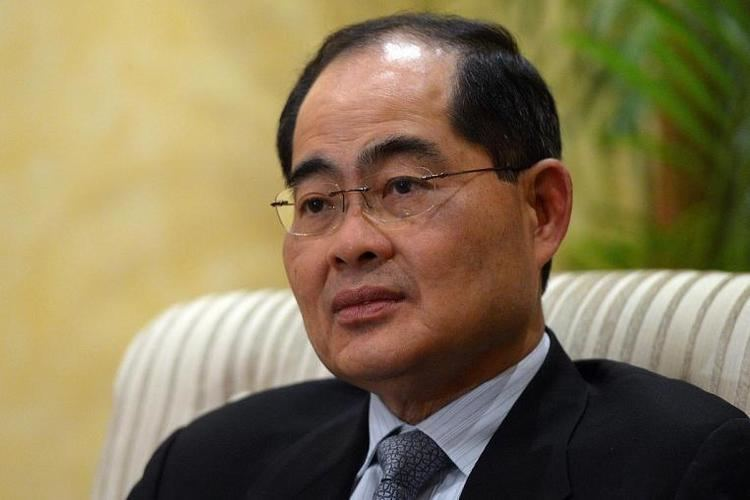 Lim Hng Kiang Singapore cant have First World economy Third World costs Lim