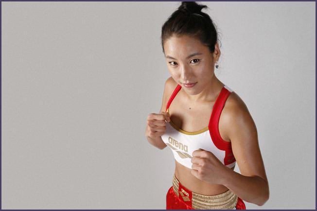 Lim Su-Jeong (kickboxer) Lim SuJeong Awakening Fighter Profile